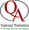 QA National Warranties Registered Company